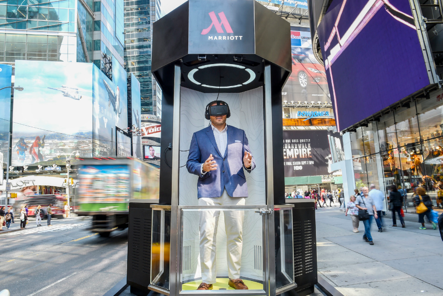 Marriott Virtual Reality