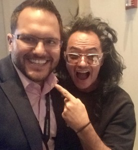 Roger Littlepage and Shingy